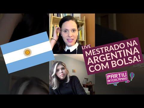 Mestrado na Argentina: a bolsa de estudos do Ministério da Educação - Partiu Intercâmbio