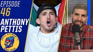 Anthony Pettis: Fighting Nate Diaz at UFC 241 is personal | Ariel Helwani's MMA Show Video