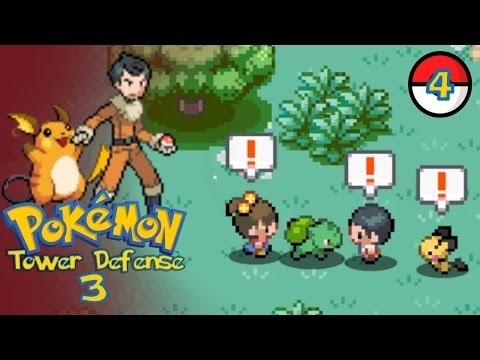 Pokemon Tower Defense 3 Part 11 - Lesson Learned!