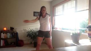 Dancing 365 Days to Raise Vibration (2) ~ Day 101 (Free - Elliott Yamin )