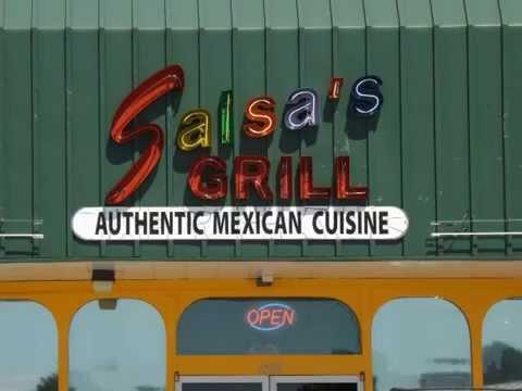 Salsas Mexican Restaurant TV Spot