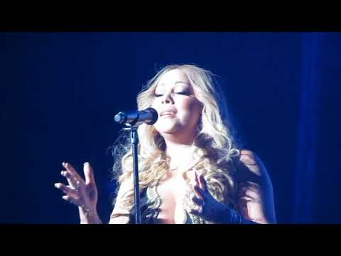 Mariah Carey - Don't Forget About Us  - Boston Garden, Boston MA , August 22, 2017