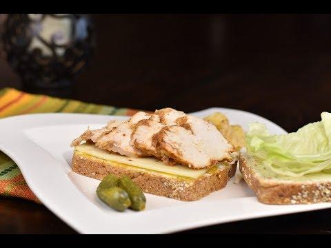 10-minute Mediterranean Rub Chicken