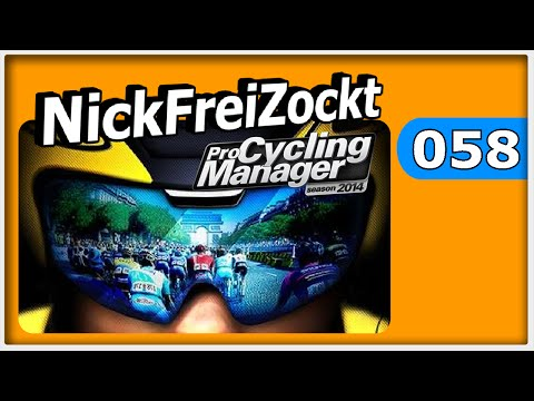 Radsport Manager 2014 - Karriere #058 - Paris - Roubaix [PC   deutsch   FullHD]