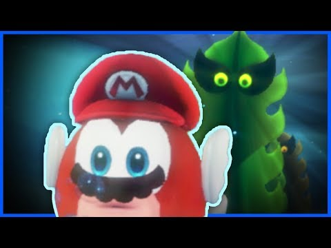 CHEEP CHEEP ADVENTURE! | Mario Odyssey Gameplay (Part 7)