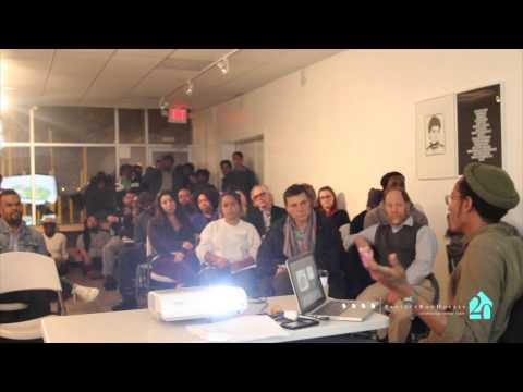 Right Beyond the Site: White Gentrifying Bodies and (Black) Art - part II