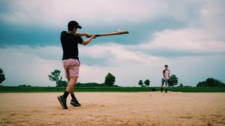 Can I Hit a Homerun with a Stick?
