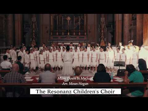 The Resonanz Children's Choir at Musica Eterna International Choir Competition 2017
