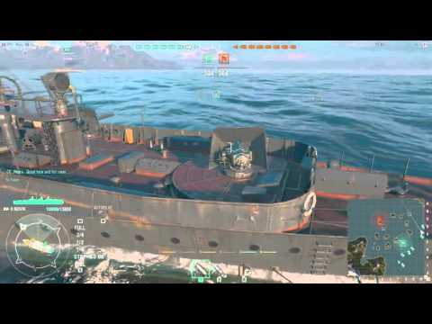 Novik time, russian ships - WoWS with Orenji