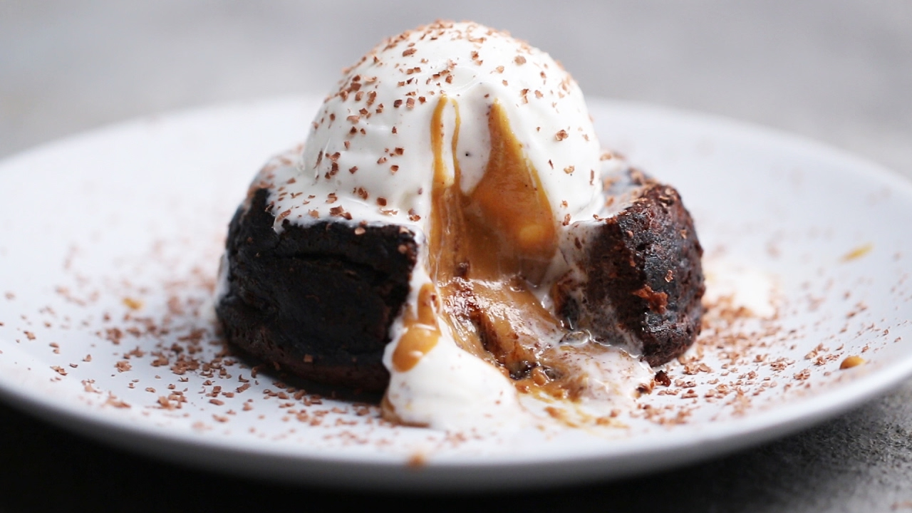 Chocolate-Peanut-Butter-Lava-Cakes-YouTube