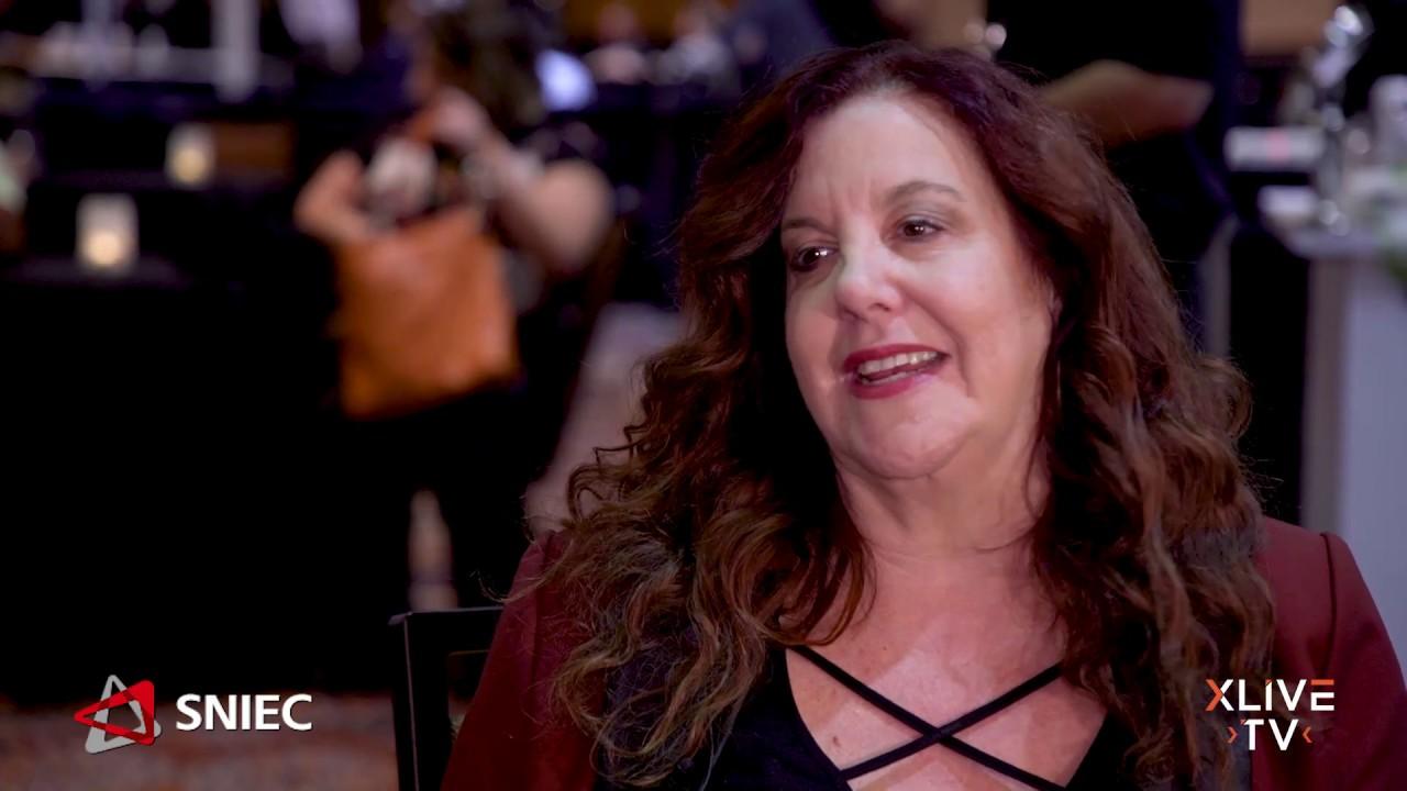Stephanie Selesnick, US Representative of SNIEC Interview