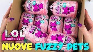 APRO LE MIE PRIME LOL SURPRISE FUZZY PETS serie 5!