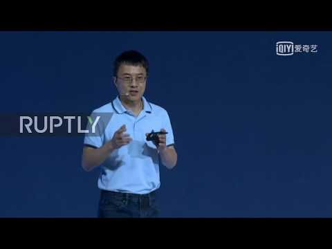 China: Baidu CEO livestreams driverless car test, Beijing police investigate