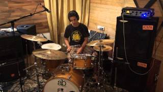 Shaked Klein - Yes - Heart of the Sunrise Drum Cover