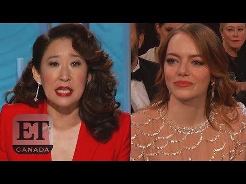 Emma Stone Apologizes To Sandra Oh For Asian Whitewashing