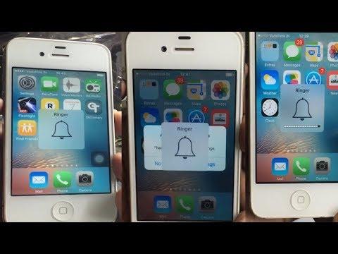 Iphone 4s Sound Problems Fixed!!! Sound Problem, No Volume Bar, Missing Volume Slider?