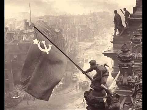 Radio announcement about the capture of Berlin by Soviet Army on May 2, 1945