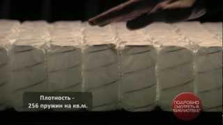 Технология производства матрасов и их строение