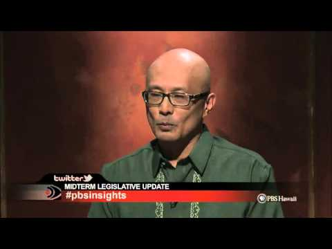 INSIGHTS ON PBS HAWAII: Midterm Legislative Update