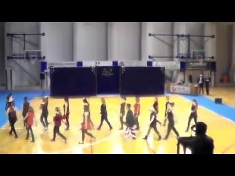 saggio natale 2012 new life center - dance team friuli