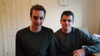 Alistair and Jonny Brownlee - Gala Polskiego Triathlonu