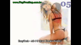 Top 10 Musicas de FREE  STEP MAIO/JUNHO 2011 @ Psy Elite 2011