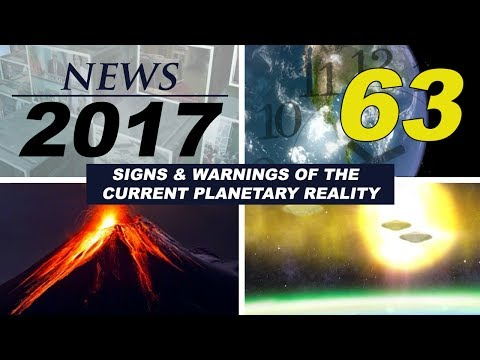 ALCYON PLEIADES NEWS REPORT 63 - 2017: Cyber-attacks, Macron, Crisis in Brazil, transhumanism, UFOs