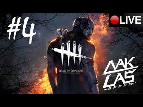 [live] dead by daylight day 4