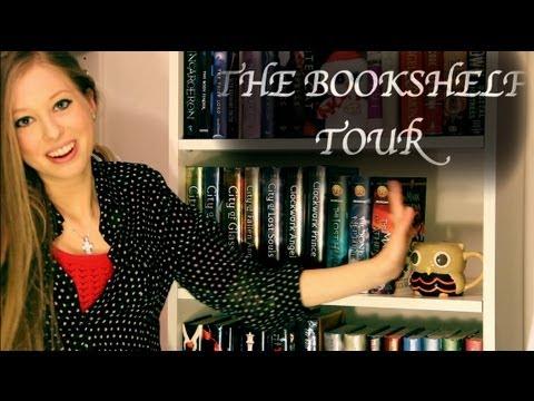 THE BOOKSHELF TOUR  |  XTINEMAY