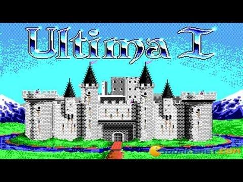 Ultima gameplay (PC Game, 1986) thumbnail