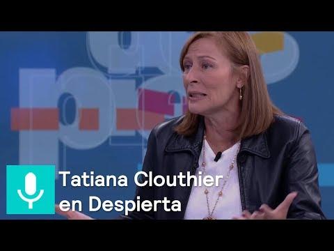 Tatiana Clouthier habla del próximo gobierno de López Obrador  - Despierta con Loret