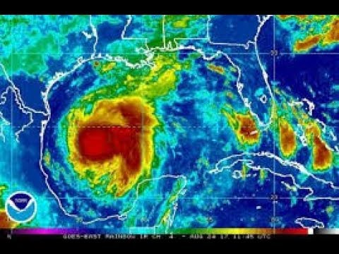 HURRICANE HARVEY LARGEST IN A DECADE, HITS AMERICA DAYS AFTER SOLAR ECLIPSE AUGUST 2017