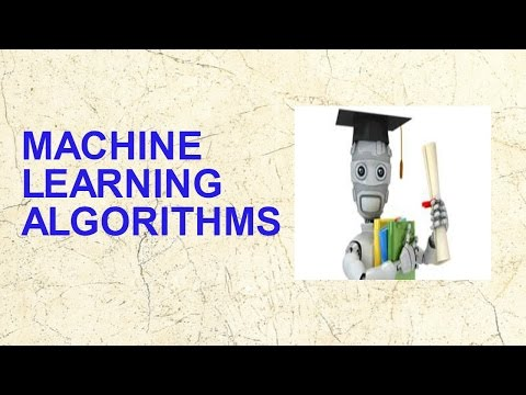 Machine Learning  Ten Poplar ML Algorithms   Supervised & Unsupervised Learning