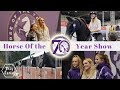 Horse Of the Year Show 2018 | HOYS Vlog | This Esme