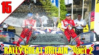 НАЙ-ДРАМАТИЧНИЯТ ФИНАЛ! #15 - Rally Great Britain Част 2 - WRC 5: Fia World Rally Championship