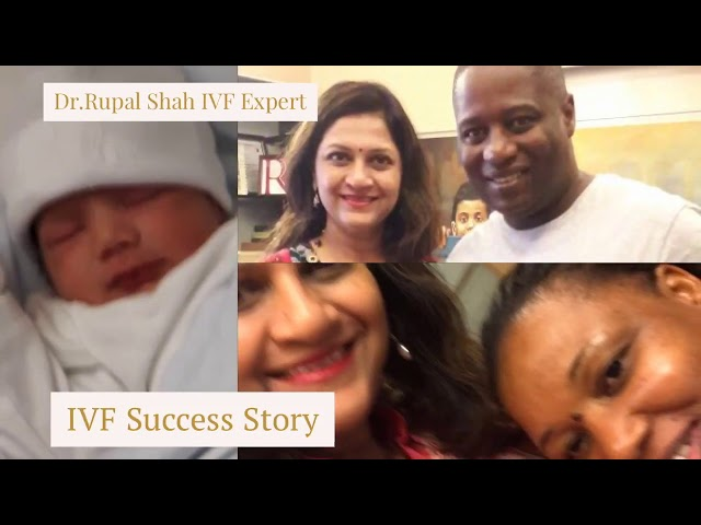 African Couples from Mozambique - Successful IVF Teatment Reults Dr.Rupal Shah IVF Experts