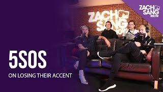 5 Seconds of Summer on Losing Their Australian Accents