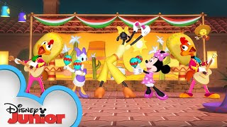 Fiesta Follies | Minnie's Bow-Toons | Disney Junior