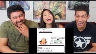 POKEMON RED & BLUE - HONEST GAME TRAILER REACTION!!!