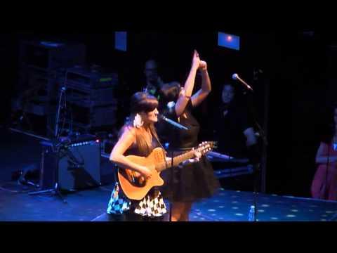 Rozalén - Madrid (16/07/2014) - Gracias/La Nana/La Llorona