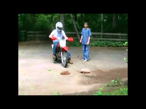 How to ride a dirtbike part 2