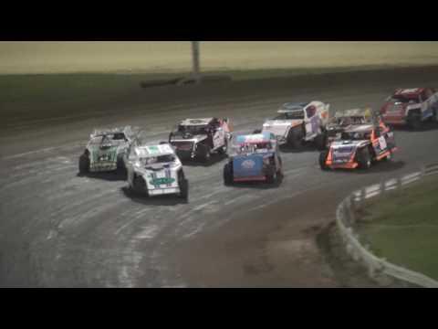 IMCA Sport Mod feature Farley Speedway 9/1/16