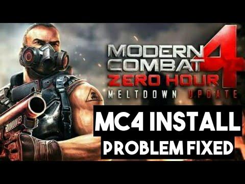 Modern Combat 4 Install Problem Fixed