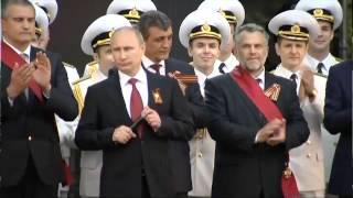 Путин в Севастополе. Выступление на праздничном концерте 9 мая 2014 года(Выступление на праздничном концерте, посвященном 69-й годовщине Победы в Великой Отечественной войне и..., 2014-05-10T09:32:39.000Z)