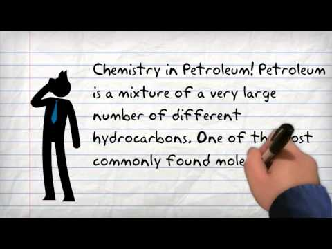 Chemistry in Petroleum - Animated Presentation