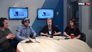 This is Хорошо, Lee Kei и Елена Рассохина (НеНовости) на радио Baltkom