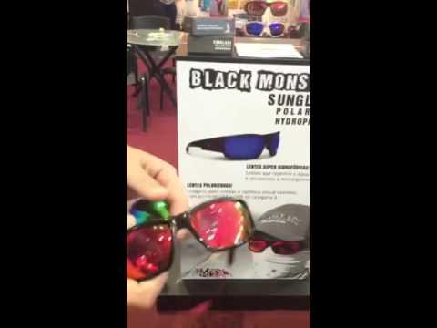Novos óculos polarizados Monster 3x - YouTube 3595453c82