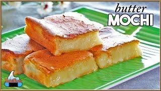 Butter Mochi (Hawaiian Local Dessert Recipe)