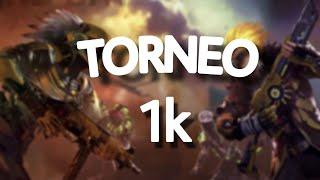 MINI TORNEO 🥰 ESPECIAL 1k