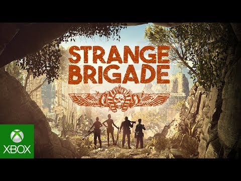 Strange Brigade Global Announce Trailer | Xbox One